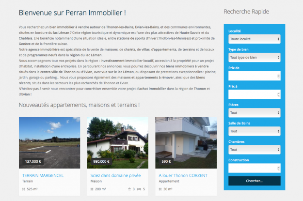 Perran Immobilier