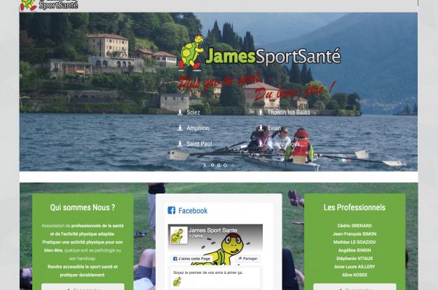 James Sport Santé
