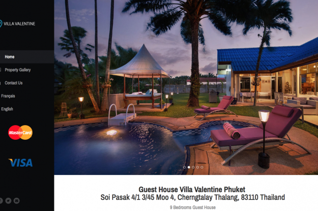 Villa Valentine Phuket